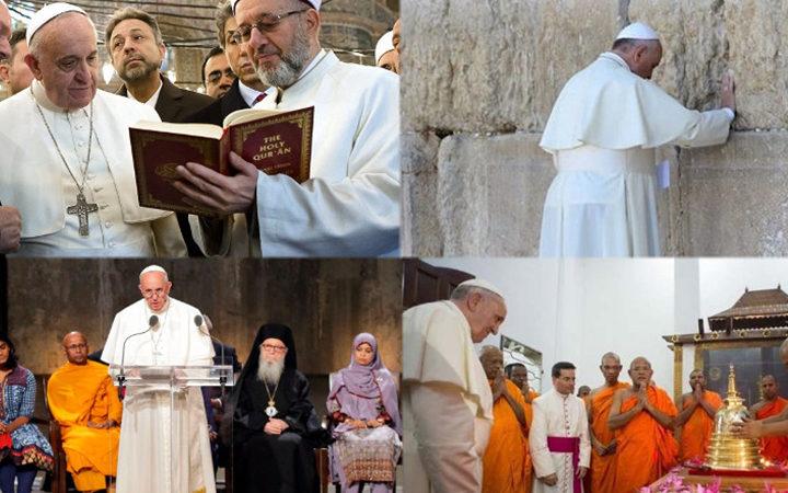 Les hérésies de Bergoglio dans Amoris Laetitia
