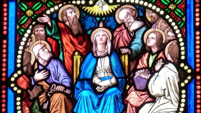 La Pentecôte et l'infaillibilité de l'Église