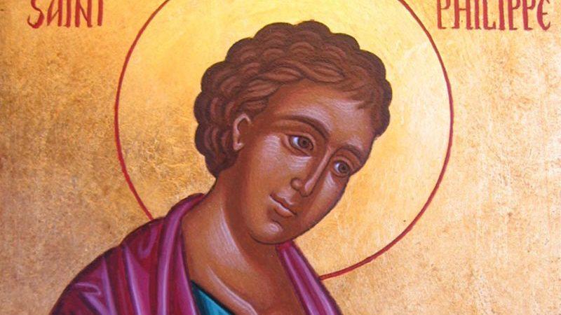 [Saints Apôtres] Saint Philippe l'apôtre