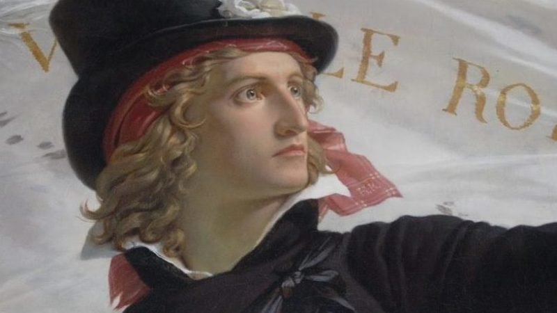 Henri de La Rochejaquelein : vie héroïque d'un chef vendéen