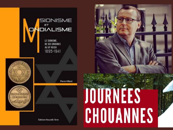 Journées Chouannes – 6 Septembre 2020 – Entretien avec Pierre Hillard