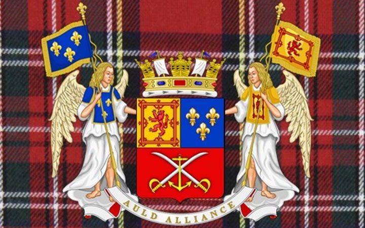 Auld Alliance : la vieille alliance franco-écossaise pendant la guerre de 100 ans