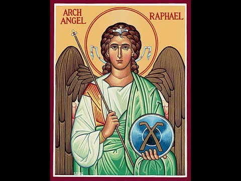 Saint Raphaël et notre vie spirituelle