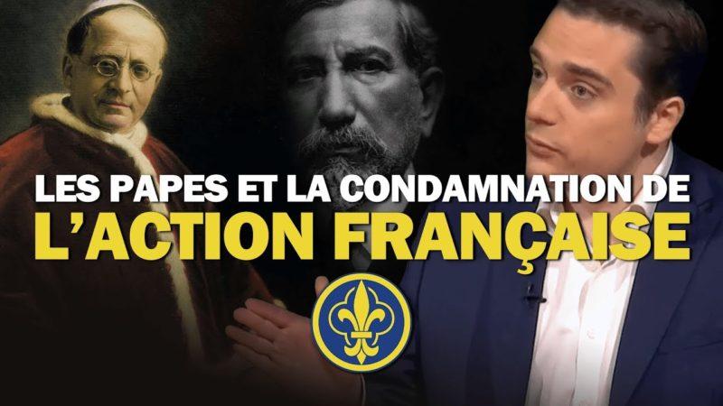 Les papes et la condamnation de l'Action Française-Adrien Abauzit