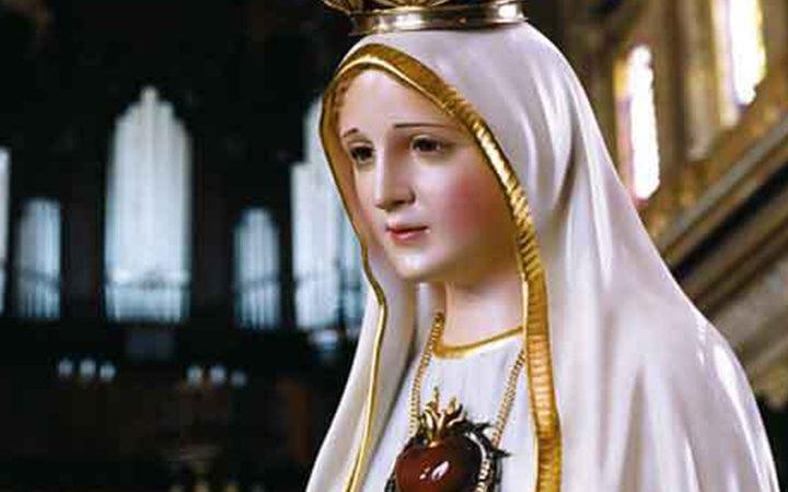 Consolons le Cœur de la Très Sainte Vierge Marie !