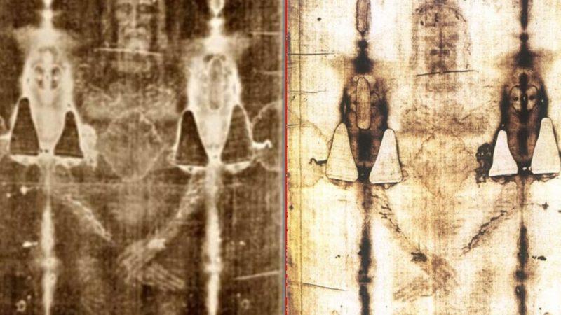 Le Saint Suaire (Linceul de Turin) une preuve scientifique pour notre temps.