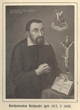 Le Vénérable Bartélemy Holzhauser et la crise de l'Eglise