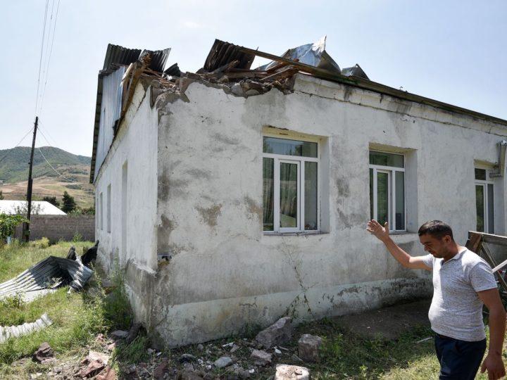 Conflit Azerbaïdjan-Arménie : Le double-jeu israélien