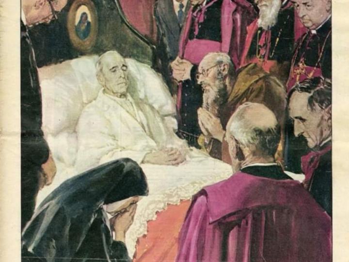 Anniversaire de la mort du Pape Pie XII