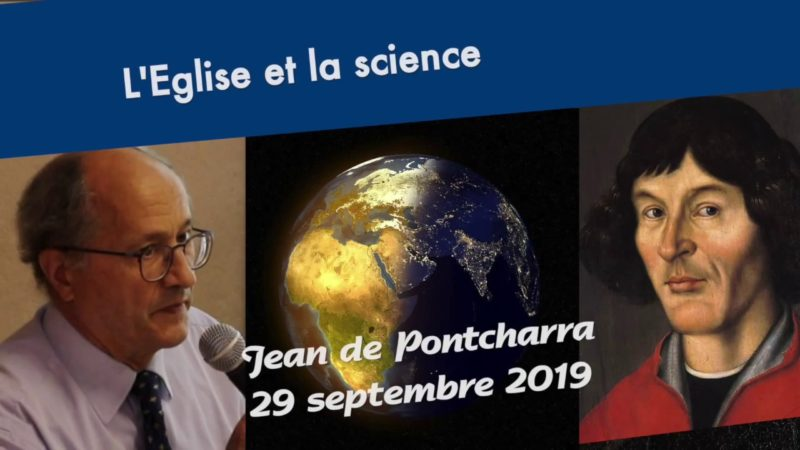 L'Église et la science par Jean de Pontcharra