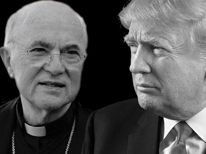 Adrien Abauzit | Vigano et Trump contre le Grand Reset