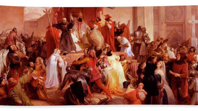 Urbain II : L'Appel à la Croisade