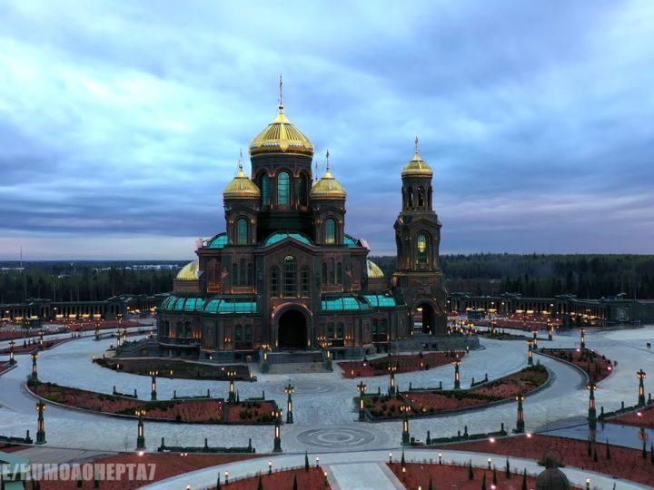 Pendant ce temps en Russie…