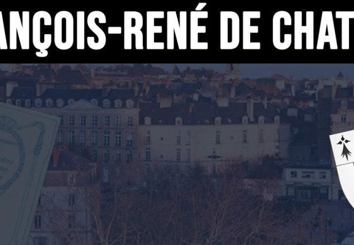 Connaissez-vous le Cercle Chateaubriand ?