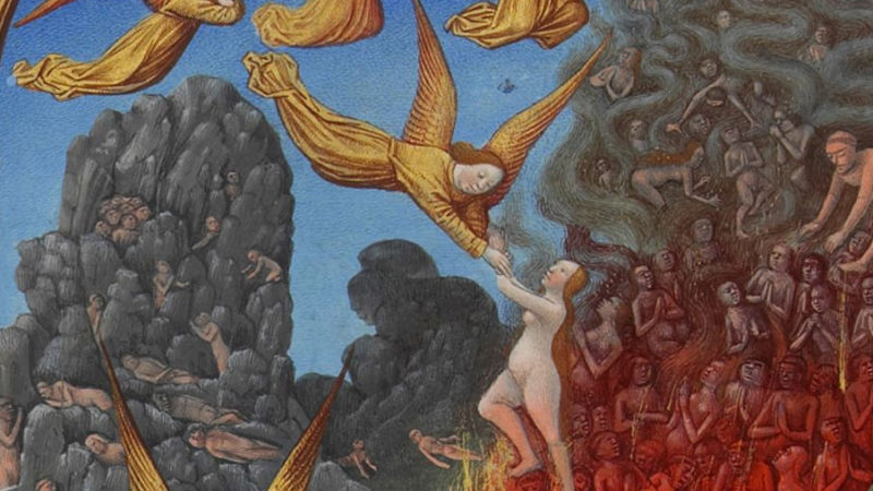 Le purgatoire existe t'il selon la Bible ?