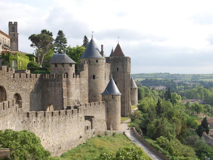 L'histoire de Carcassonne- A Toute Berzingue !