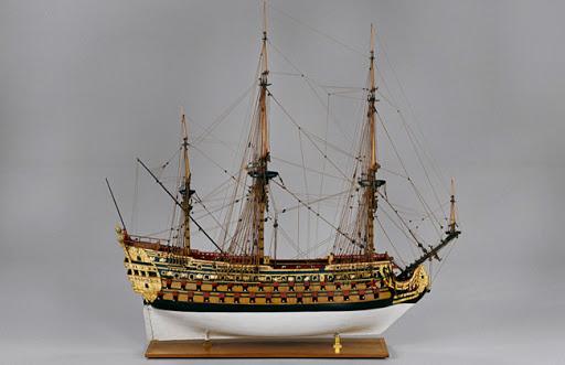 La Royale – La Marine de Louis XV & Louis XVI (1715-1793)