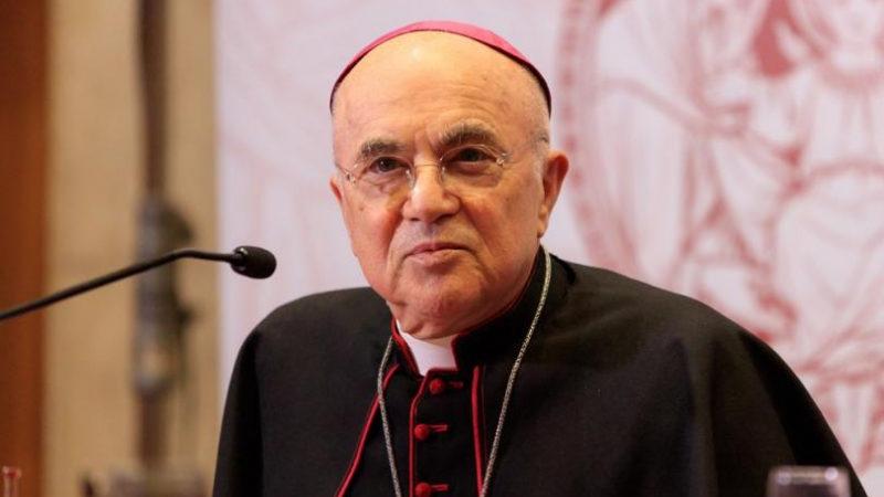 Dernière déclaration de «Mgr» Vigano du 6 janvier 2021