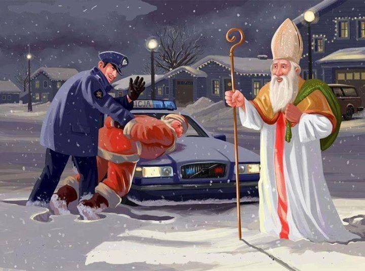 L'histoire du personnage du Père Noël