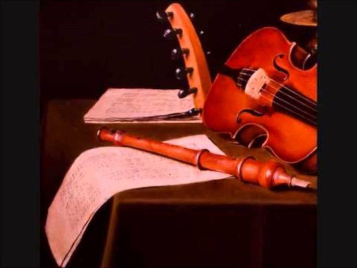 Antonio Vivaldi – Psaume 126 – Nisi Dominus