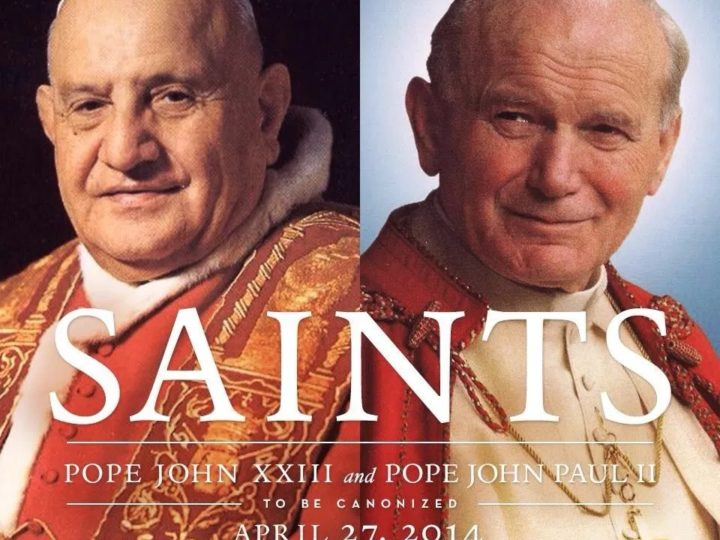 Abbé Belmont – La canonisation des saints