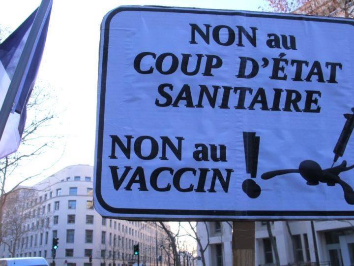 Légitime défense et tyrannie sanitaire – par l'abbé Olivier Rioult