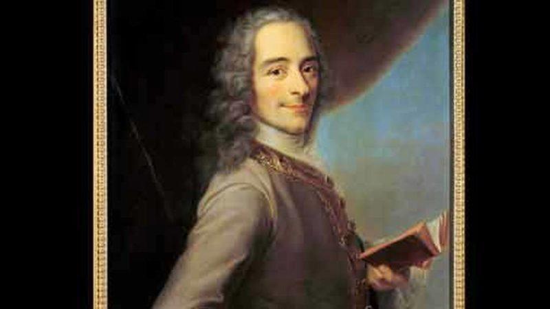 Voltaire, un traitre à la Nation au service des puissants- Marion Sigaut