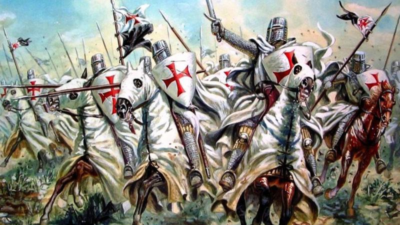Les mensonges contre l'Église Catholique : Les Croisades