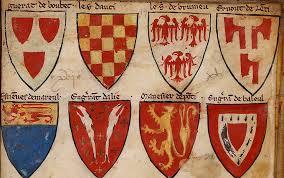 Blasons, couleurs & symboles : à la découverte de l'héraldique médiévale