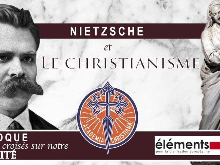 Gilles de Beaupte – Nietzsche et le christianisme – Colloque regards croisés sur notre identité