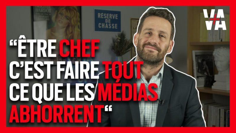 François Bert : «Qu'est ce qu'être un chef ?»