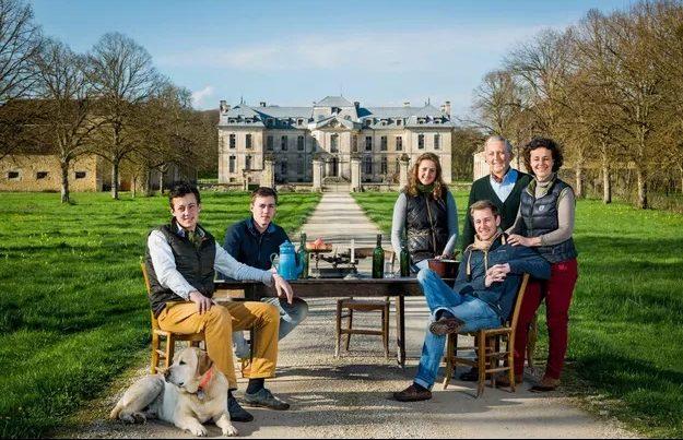Les Guyot : une famille de restaurateurs de châteaux