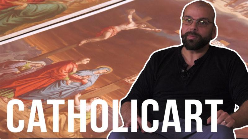 Catholicart : restauration et diffusion des trésors de notre Tradition