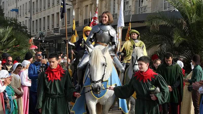 Film documentaire 2021 : Hommage de la ville d'Orléans à Jeanne d'Arc