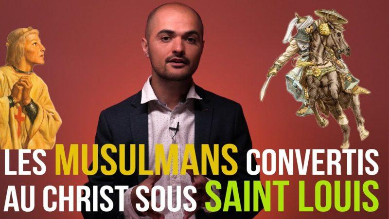 Les musulmans convertis au catholicisme sous Saint Louis
