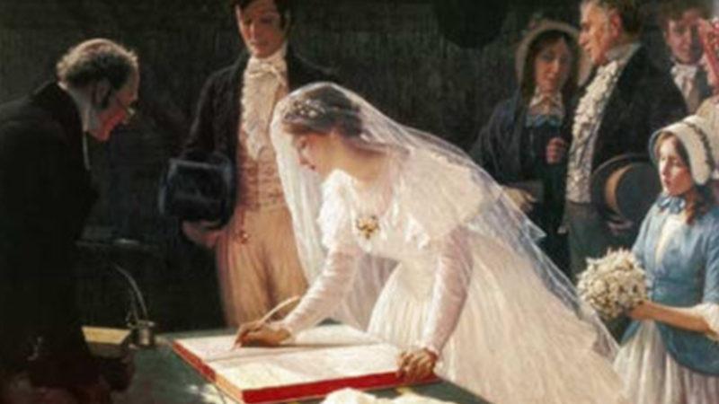 Le mariage chrétien fondement de notre civilisation