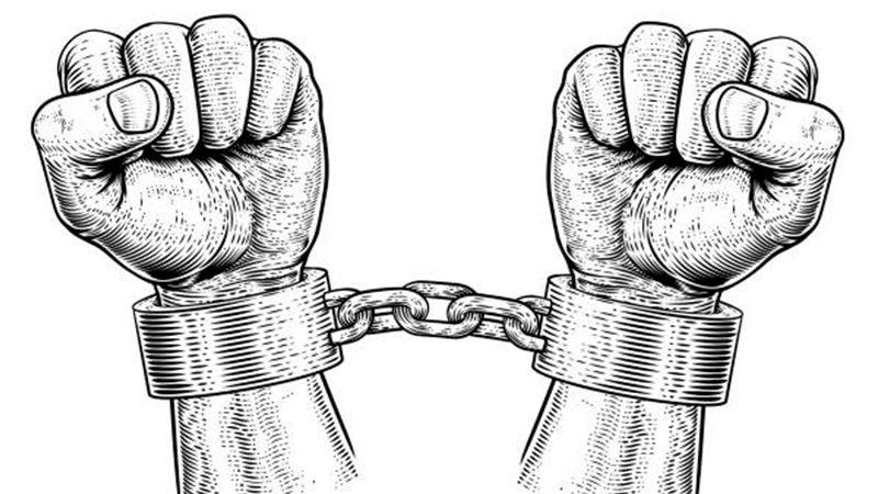 Les prisonniers politiques d'aujourd'hui