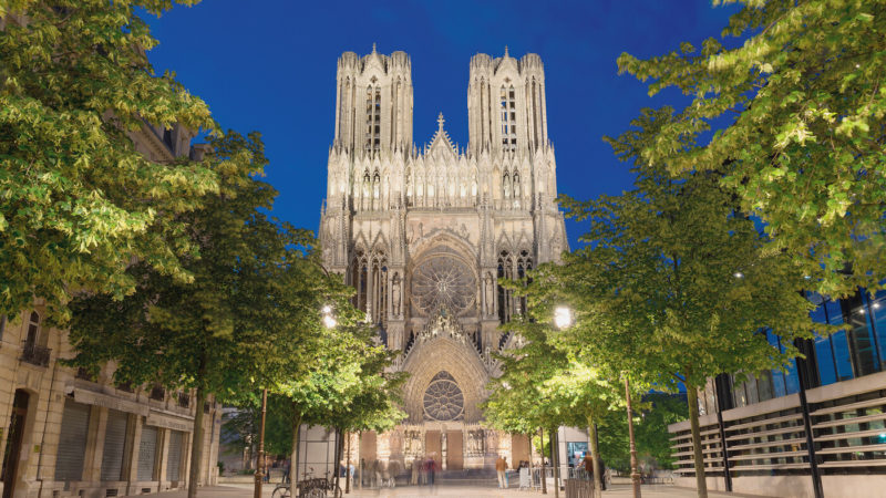 Patrimoine : Reims capitale du sacre pour les rois de France