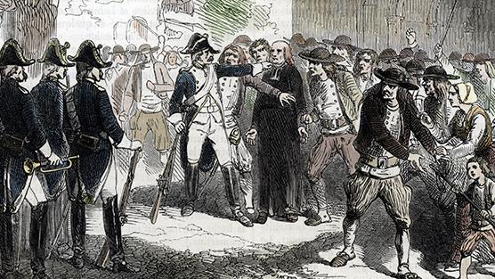 L'antichristianisme de la Révolution française