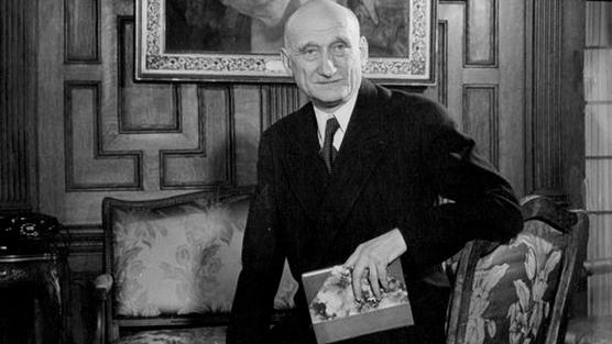Robert Schuman bientôt béatifié par la secte conciliaire ?