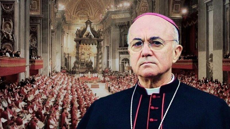 Entretien de M. l'abbé Claude Barthe avec Mgr Viganò sur la liturgie de Vatican II