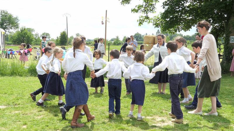 Kermesse de l'école Notre Dame Auxiliatrice