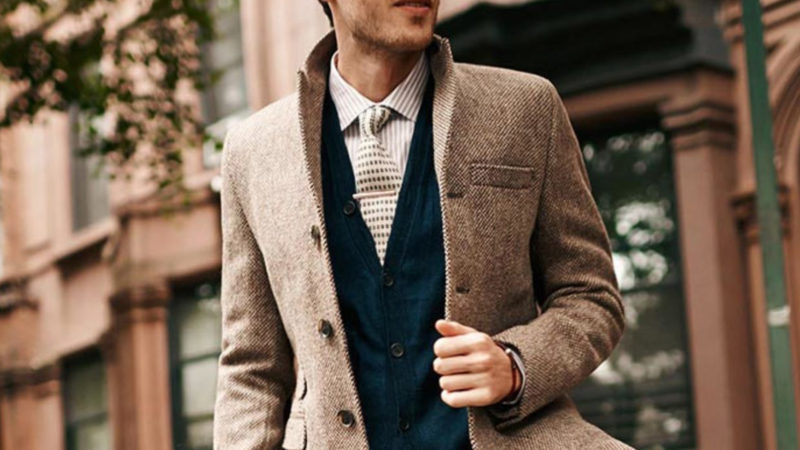 L'homme et les gants – conseils vestimentaires pour les hommes