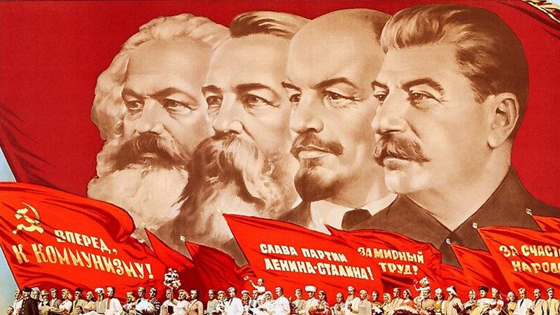 Le vrai visage de Marx, Lénine, Staline, Trotski et de la Révolution bolchevique
