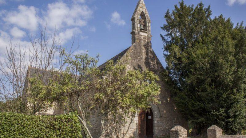 Nantes : Notre-Dame des Dons – Souvenirs de la reconstruction de la chapelle