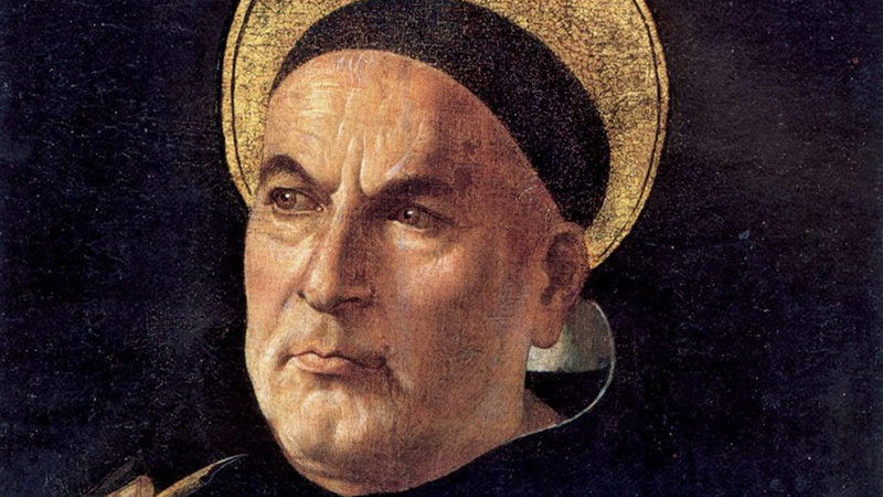 Les raisons de la foi, selon Saint Thomas d'Aquin – Stéphane Mercier