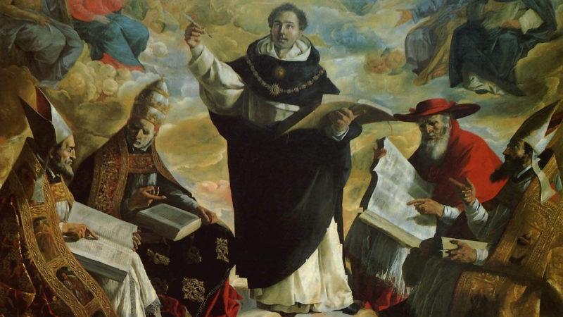 Saint Thomas d'Aquin et la vertu d'epikie