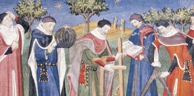 La rupture entre la Science médiéval et la Science moderne