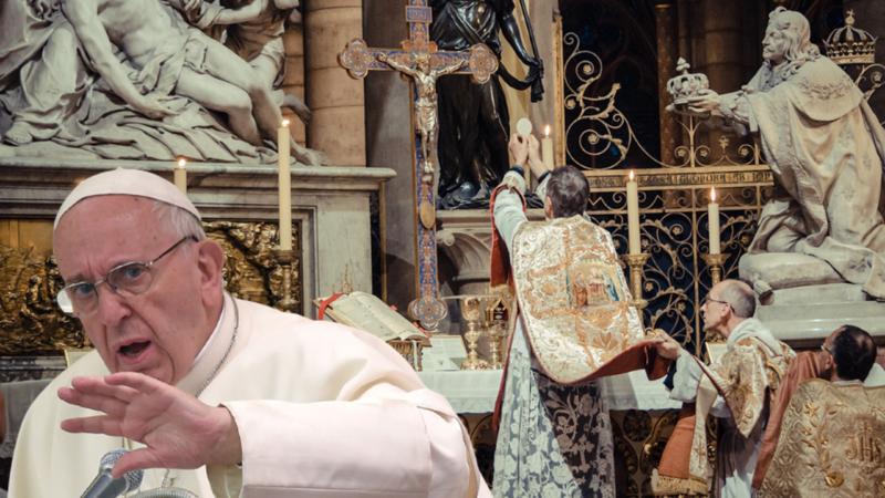 François supprime le Motu Proprio Summorum Pontificum – Analyse de Guillaume Von Hazel