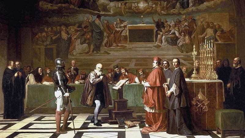 Les mensonges contre l'Église : Le Procès de Galilée